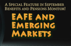 BENEFITS AND PENSIONS MONITOR — SERVICES TO INDUSTRY